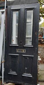 """Antique front door 35""""x82""""x2"""""""