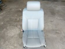 64K MILES BMW FRONT LEFT DRIVER SEAT POWER GREY LEATHER E38 E39 5 7 SERIES 95-03