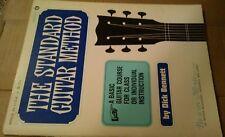 Guitar Instruction Standard Method Book 4 Dick Bennett 1966 Beacon Music 48 pps
