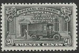 Mr B's 1925 Used Special Delivery #E19 Post Office Truck- Big Margins! FREE SHIP
