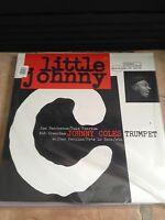 Little Johnny Johnny Coles Blue Note 45 RPM LP NM