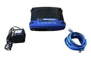 LINKSYS (CISCO) BEFSR81 ver. 3 ETHERFAST CABLE/DSL ROUTER W. 8-Port Wired Switch