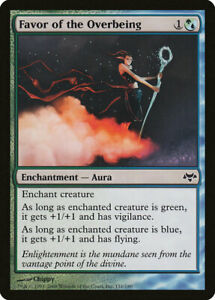 MTG NM Favor of the Overbeing - EVE Eventide