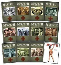 M*A*S*H* MASH ~ Complete Series (Season 1-11 + MOVIE ~ BRAND NEW DVD SETS