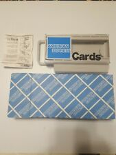 American Express Credit Card Machine National Business Systems Model 4100