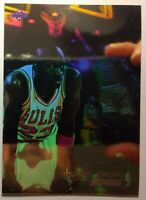 1991-92 Upper Deck Scoring Hologram Michael Jordan #AW1, Insert, Chicago Bulls