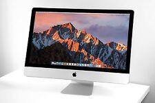 "SUPERB 27"" Apple iMac Core i5 2.7 - 3.7GHz 1TB HDD 8GB RAM RADEON 6770M GFX"