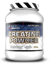Hi-Tec Nutrition - Best Creatine Monohydrate Powder - 250 grams - True Strength