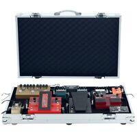 Rockbag RC 23020 SA Pedal Board Case in Alluminio by Rockgear