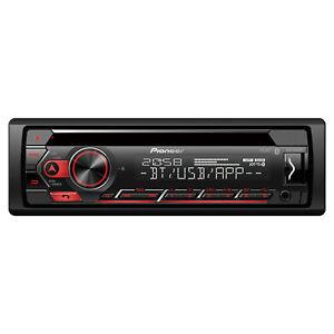 Pioneer Club 7 Enceinte de Bluetooth LED /Éclarage, Voice Control, USB pour la Lecture MP3, iPhone iOS et Android, App, 2X 100 Watt RMS Noir
