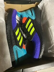 Adidas Ultra boost 20 Men's size 10 Color Block Multicolored Black $180 Sold Out