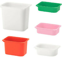Ikea TROFAST Storage Boxes Containers Shelves Organising Boxes Kids Childrens