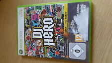 XBOX 360  DJ Hero - game only