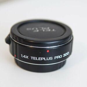 Kenko PRO 300 1.4X teleconverter Canon EF Mount