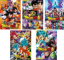 ANIME DVD DRAGON BALL SUPER Complete Series Vol.1-131 END 5 BOX SET + FREE DVD