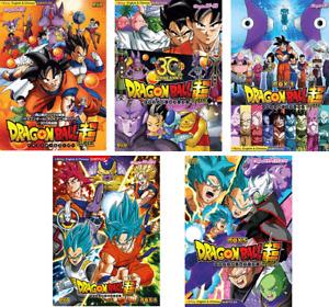 ANIME DVD DRAGON BALL SUPER Complete Series Vol.1-131 END 5 BOX SET + Free Ship