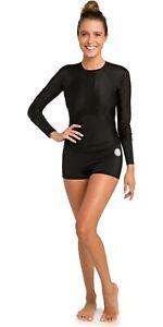 Ripcurl Womens GBomb Long Sleeve Boyleg UV Surfsuit