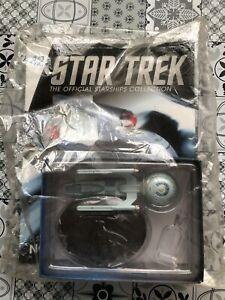 Star Trek Eaglemoss Issue 42 USS Pasteur NCC 58925 - NEW UNOPENED