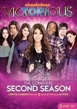 Victorious The Complete Second Season 2 Discs DVD