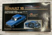 UNION MODEL Renault 16 1965 The Memorial Collections 1/20 Model Kit