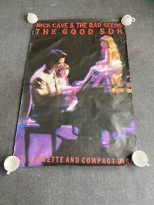 ☆☆  NICK CAVE THE GOOD SON - Poster 5ft Original