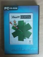 Theme Hospital collector PC CD-ROM game