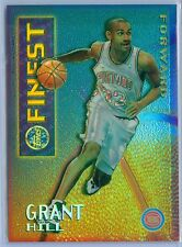 GRANT HILL 1995-96 TOPPS MYSTERY FINEST REFRACTOR SP
