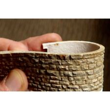 "Chooch 8250 Small Random Stone Flexible Wall 3.75x13"" Peel & Stick MODELRRSUPPLY"