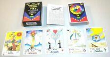Classic Adams Tarot Cards Deck Parrott Fortune Teller Gift 82 Set Magic unused