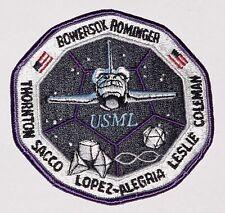 Aufnäher Patch Raumfahrt NASA STS-73 Space Shuttle Columbia ..........A3060
