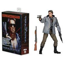 "Neca Terminator Ultimate Tech Noir T-800 7"" Scale Action Figure - Official"