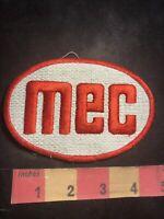 Gun / Ammo Related Advertising Patch MEC C93N
