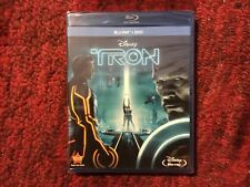 Disney Tron Legacy with Jeff Bridges & Bruce Boxleitner : 2 - Disc Blu-ray / DvD