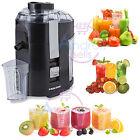 BLACK+DECKER Fruit And Vegetable Juice Extractor 400W Juicer JE2200B Black NEW