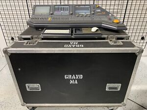 Grand MA Full Size Lighting Console Includes Road Case Great Condition
