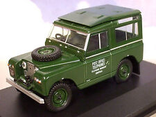 OXFORD 1/43 LAND ROVER SERIES 2 II S2 SWB PO POST OFFICE TELEPHONES 43LR2S003