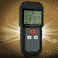 Instrument EMF Gauss Meter Electromagnetic Radiation Detector LCD Digital Tester