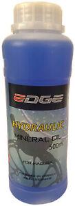 Bremsflüssigkeit Edge Mineralöl - Blau (500 ml)