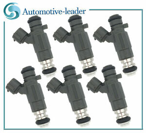 6X Fuel injector For Nissan Pathfinder 3.5L 01-04 / 350Z Infiniti G35 3.5L 03-04