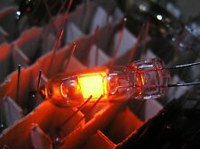 100 pcs/lot NIXIE CUBE DOT INDICATOR NEON LIGHT BULB TUBE IN-3 NOS, BOXED