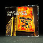 Tom Jones And The Cardigans - Burning Down The House - music cd EP