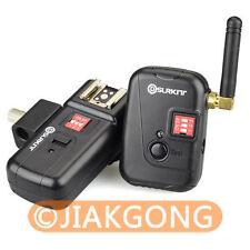 DSLRKIT PT-08XTH 8 Channels Wireless/Radio Flash Trigger with Umbrella Holder