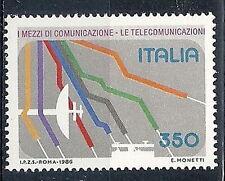1986 ITALIA COMUNICAZIONE MNH ** - ED