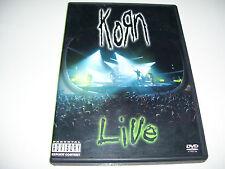 Korn - Live At The Hammerstein New York Koast to Koast * 2 DVD SPECIAL EDITION *
