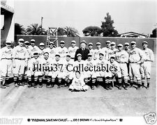 1932 ST. LOUIS CARDINALS BASEBALL 8x10 TEAM PHOTO