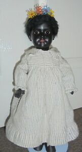 SWEET LITTLE 13 INCH BLACK  A M MOLD 390