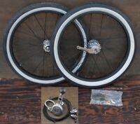 "20"" Stingray Bike Stick Shifter WHEELS 3 Speed Hub Tires Vintage Schwinn Bicycle"