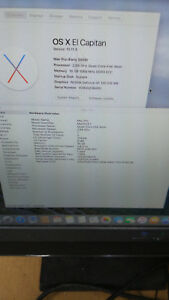 Apple MacPro 4.1 A1289 Quad Core 2.66Ghz Xeon 16G Ram 1TB HDD