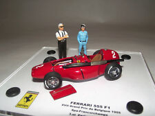 Ferrari 555 F1 G.P. Belgique 1955 Farina - Model Plus with figure wheels Bosica