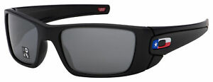 Oakley Fuel Cell Sunglasses OO9096-J160 Matte Black | Black Iridium Lens